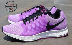 Nike Air Zoom Pegasus 31 Running Shoes Women's Size 8.5 Fuchsia Glow 654486-502