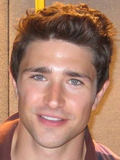 Matt Dallas of course!  He had to be in this category and though he looks a little burnt here, he's still cute! :D