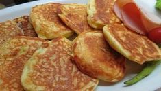 club -&nbspextranews Resources and Information. Greek Desserts, Greek Recipes, Desert Recipes, Breakfast Snacks, Breakfast Recipes, Crepes And Waffles, Greek Cooking, Food To Make, Brunch