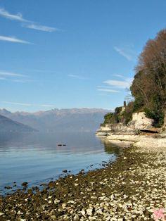 #aiquattroventi - Il lungolago di Ispra (Lombardia, Italia)