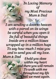 Image result for happy anniversary in heaven mom and dad ...
