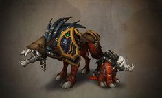 'World of Warcraft' Public Test Realm Reveals 'Legion' Collector's Edition Mount, Pet