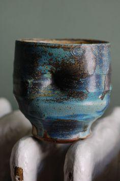 ralph nuara - green tea bowl