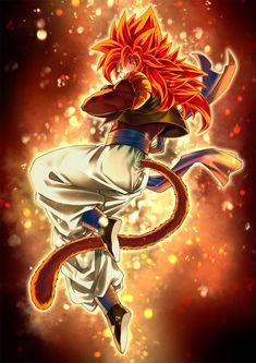 Dragon Ball Gt, Dragonball Anime, Gogeta And Vegito, Epic Characters, Avengers, Animes Wallpapers, Son Goku, Otaku, Manga Girl
