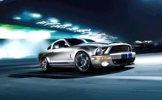 Ford Mustang GT500 Wallpaper