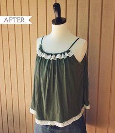 DIY Clothes DIY Refashion DIY Pillowcase to top