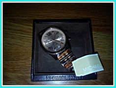 my MK gold  watches :-*