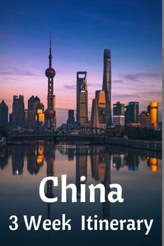An Awesome China Itinerary. Suggested travel schedule that covers all the highlights of China for your trip. Travel Guides, Travel Tips, Travel Destinations, Travel Advice, China Travel Guide, Asia Travel, Japanese Travel, Visit China, Backpacking Asia