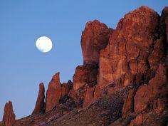 Superstitious Mountains- Phoenix Az