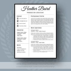 Resume Topics Resume Foundry Resumefoundry On Pinterest