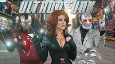 Ultron Funk: Avengers Age of Ultron Song Parody #cosplay #ultronfunk #ageofultron #avengers #funk #uptownfunk #parody #geek #funny #marvel #theavengers #music