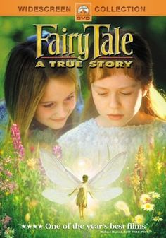 'Fairytale: A True Story' (1997) Two children in 1917 take a photograph, believed by some to be the first scientific evidence of the existence of fairies. They become the toasts of London as Sir Arthur Conan Doyle (Peter O'Toole) & Harry Houdini (Harvey Keitel), who have seen the photographs, escort them around town. Loosely based on an early 20th-c. controversy involving the real Frances & Elsie who faked pictures of fairies similar to the ones in the video, although they refused to admit…