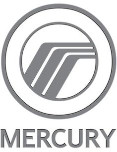 Mercury was an automobile brand of the Ford Motor Company launched in 1938 Mercury Logo, Mercury Cars, Car Badges, Car Logos, Auto Logos, Ford Motor Company, Chevrolet Camaro, Mercury Marauder, Edsel Ford