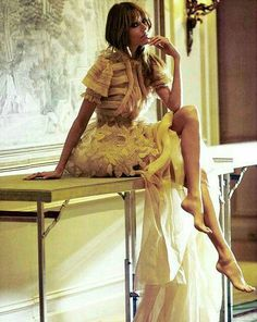 Elsa Schiaparelli Haute Couture Spring/Summer 2016 by Mario Sierra for Hola! Magazine ~ Stylist: Naty Abascal