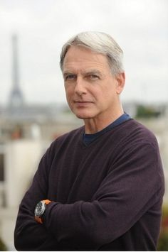 Mark Harmon in Paris - NCIS Photo