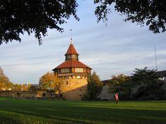 """""""Dicker Turm"""" in Esslingen/Germany"""