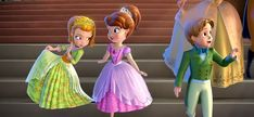 Disney Jr, Disney Junior, Sofia The First Characters, Disney Characters, Fictional Characters, Baby Dolls For Kids, Aftershave, Sailor Moon, The One