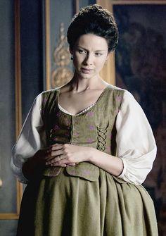 Outlander America, outlander-news: Claire Fraser | Outlander Season 2...