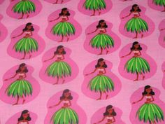 Hula Fabric for Duvet