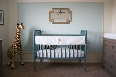 Project Nursery - Noah's Ark Nursery
