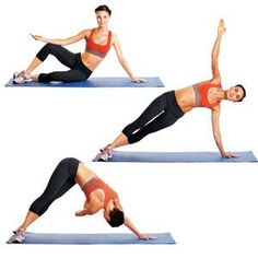 Flat-Ab Pilates Workout