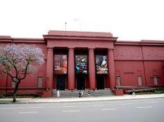Museo Nacional de Bellas Artes (National Museum of Fine Arts) in Recoleta - Buenos Aires, Argentina
