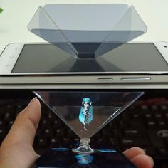 Buy Sales up to Holographic Display Stand Projector For iPhone Plus iPhone Smartphone: Vendor: BG-US-Apple-Accessories… Iphone 6, Iphone 8 Plus, Iphone Deals, Apple Iphone, Design Room, Smartphone Fotografie, Holographic Displays, Antigua, Smartphone