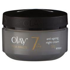 Buy Olay Total Effects Night Moisturiser, $34.99