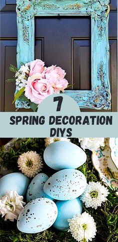 7 easy and budget friendly Spring decor projects that you can do in no time at all. These projects are super cute and will add an extra bit of personality to your home for the season. easter spring diy craft ideas, easy home decoration ideas. #diy #springdiy #craft #homedecor Art Studio Room, Fabric Crafts, Diy Crafts, Fairy Lights Wedding, Surreal Photos, Cool Small Tattoos, Iphone Background Wallpaper, Free Youtube, Crafts To Make And Sell