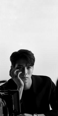 Jackson Wang, Got7 Jackson, Asian Haircut, Just Beauty, Poses For Men, Kpop, White Aesthetic, Jinyoung, Foto E Video