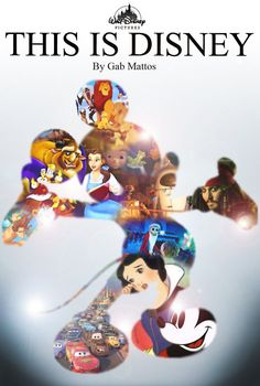 This is Disney!
