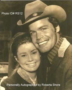 Virginian Cast Autographed Photos - The Official Website of James Drury The Virginian Gaucho, Cowgirls, Doug Mcclure, James Drury, The Virginian, Tv Westerns, First Class Shipping, Old Tv, Childhood Memories