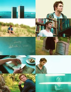 Remember Me  Robert Pattinson. This was literally one of the best movies I've ever seen. I cry Everytime