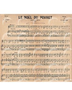 183 Sale Vintage Music Sheet Digital  8 x 10 Collage in PNG and Jpeg , Scrapbooking Element Clip Art. $2.98, via Etsy.