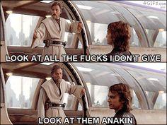 Star Wars Episode I, II, and III
