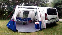 "Citroën Berlingo HDi 90 Multispace XTR Plus ""La Rallyeneta"""