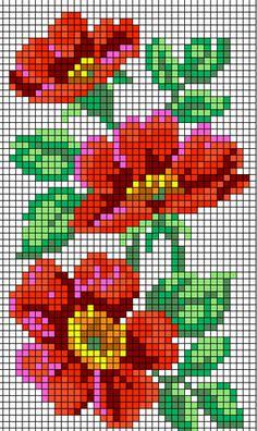 Crochet projects funny cross stitch ideas for 2019 Kawaii Cross Stitch, Cross Stitch Rose, Beaded Cross Stitch, Cross Stitch Flowers, Cross Stitch Embroidery, Counted Cross Stitch Patterns, Modele Pixel Art, Diy Fleur, Crochet Phone Cases