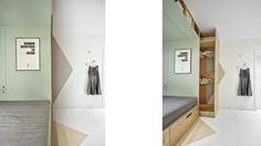 Aménagement d'une chambre par INT2architecture