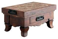 Flaherty Butcher Table on OneKingsLane.com. I really like this table and the price is crazy $219.00