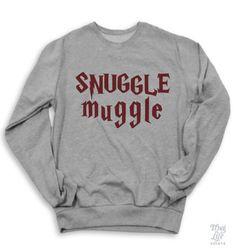 snuggle muggle.
