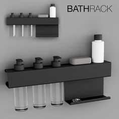 • N E W D E S I G N • We all know it... A ton of bottles laying on the floor in the shower. No way to store them properly! Today we made the solution - a rack that keeps track of all your shampoo, balsam, creme etc. Keyword is multifunction. It also got a build in shelf for all your accessories, jewelry etc. It's not only perfect for the shower, but also for the bathroom in general. Store your daily lotions and much more... What do you think? ———————————————— #newin #newdesign #bathroom #...