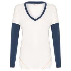 Amores estão gostando das lojas que indico ? Vamos aproveitar agora pra comprar com meu link!!   Blusa Feminina Mangas Longas Bicolor  Branco  encontre aqui  http://ift.tt/2axj3wd #comprinhas #modafeminina #modafashion #tendencia #modaonline #moda #fashion #shop #imaginariodamulher