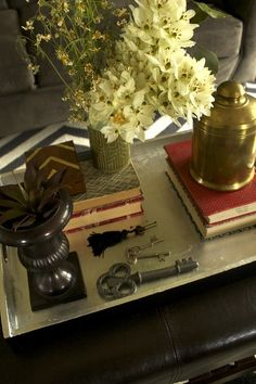 House to your Home - Tray Vignette