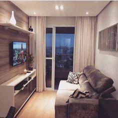 Confira uma seleção incrível de imagens de salas pequenas para pegar ideias de decoração que você pode reproduzir em sua casa.