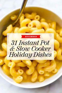 31 Instant Pot & Slow Cooker Holiday Recipes to Make in Mein Blog: Alles rund um die Themen Genuss & Geschmack Kochen Backen Braten Vorspeisen Hauptgerichte und Desserts