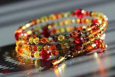 Bracelet mémo *Ballade d'automne*