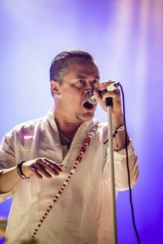 Mike Patton, Faith No More, 2015