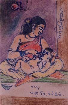 Nandlal Bose - Indian Art Circle