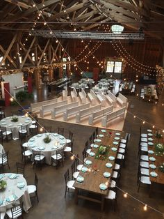 The Fair Barn - Pinehurst NC. Coordinated by Vision Events