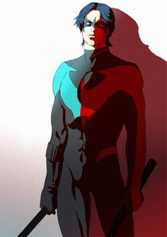 Dick Grayson! There is only room for one in my heart, and that one is Dick Grayson